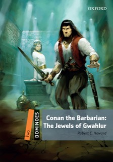 Conan the Barbarian: The Jewles of Gwahlur