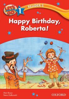 Happy Birthday, Roberta!