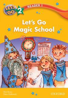 Let's Go Magic School