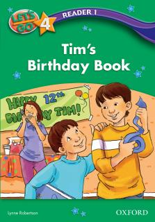 Tim's Birthday Book