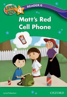 Matt's Red Cell Phone