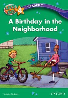 A Birthday in the Neighborhood