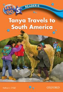 Tanya Travels To South America
