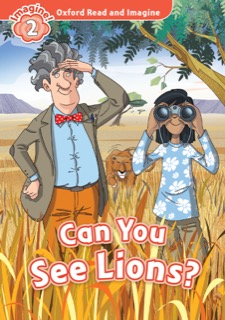 Can You See Lions?