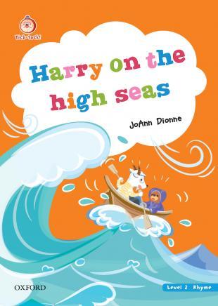 Harry on the high seas