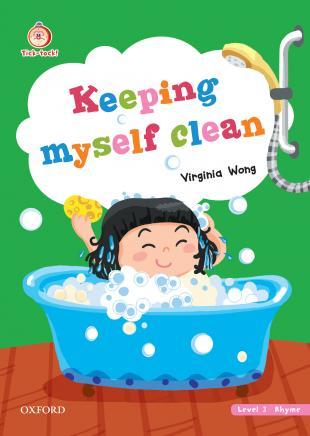 Keeping myself clean
