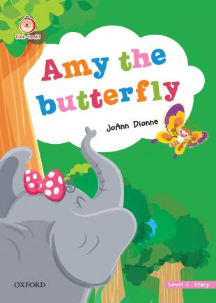 Amy the butterfly